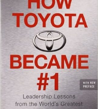 Leadership Lessons from Toyota