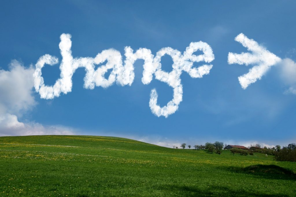 People Don't Hate Change