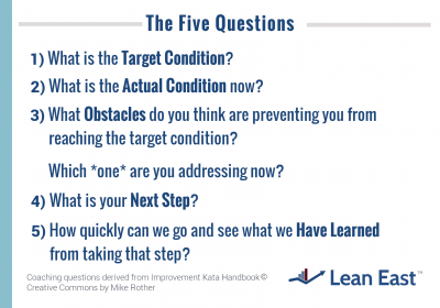 Develop Scientific Thinking with Lean Kata
